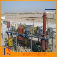 Turnkey Project 100Tons peanut rapeseed soybean oil Mill