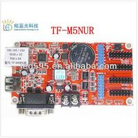 control card pcb/led ethernet controller multi-languages control card TF-M5NUR 2014 NEW product