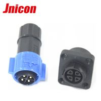 M19 4 pin male and female connector