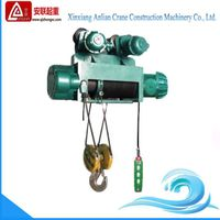 BCD pulley hoist control hoist 220/380/440v explosion-proof hoist