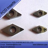 PCD inserts, PCD turning tools for metalworking thumbnail image
