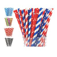Hot sell Biodegradable paper straws thumbnail image