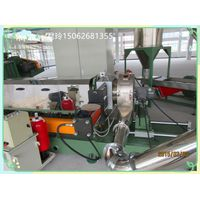 TPE pelletizing machine
