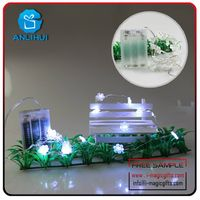 copper wire string light,led falshing string light for decoration