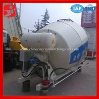 High quality factory price concrete mixer truck