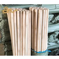 GLY Broom Stick 120cm Length Wooden Handle For Broom