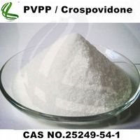 Pharma Grade Crospovidone/ Crosslinked PVP/ PVPP As Drug Disintegrant