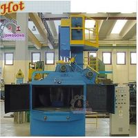 Rotary Table Play Sand Machine For Casting Parts