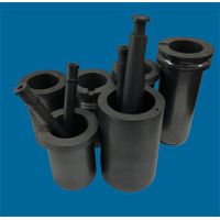 Graphite Product Mold,crucible, stopper for Melting thumbnail image