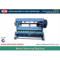 Metal Shearing Machine Manufacturers Exporters in India Punjab Ludhiana
