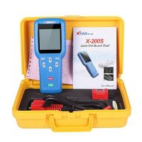 XTOOL X200S Oil Reset Service Tool X-200 X200 Diagnostic Tool
