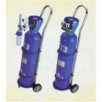 Medical Oxygen Supply Instrument With Trolley
