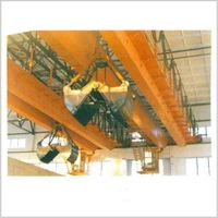 QZ type grab bridge crane