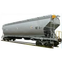Diecast OEM ho scale model railway- grain hopper
