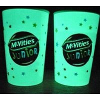 Hot Sale Luminous Pretty Juice Cup
