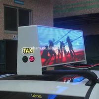 high quality  P5 taxi roof led display