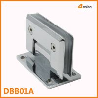 90 Degrees Zinc Alloy Shower Door Hinge with Bright Chrome thumbnail image