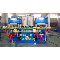 2RT HS-200T rubber hydraulic molding machine, rubber vuclanizing machine thumbnail image
