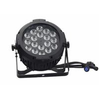 18PCS 10W RGBW 4IN1 LED Par Light thumbnail image