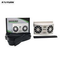 High efficiency car solar powered Ventilation fan