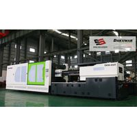 Dakumar 650T Injection Molding Machine