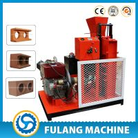 FL1-25 Hydraulic Clay Interlocking Brick Machine thumbnail image