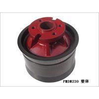 Schwing PM rubber piston for concrete pump parts thumbnail image