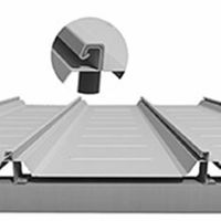 Corrugated Steel Roofing Sheets for Prefabricated Metal Panel System