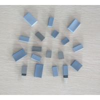 Silicone end caps silicon caps silicone cap sleeves insulator To-220A for transistor diode audion thumbnail image