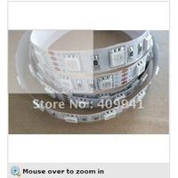 free shipping SMD5050 Flexible InfraRed (660nm) Tri-Chip LED Strip with 300 LEDs Ribbon Light Rope(Y