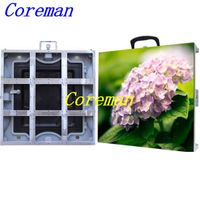 smd outdoor rental led screen cabinet p8 p10 p16 p20 video full color led display module