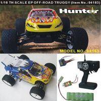 RC Toy Car-1:16 R/C EP Off-road Truggy