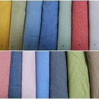 stocklot fabric T/C  yarn dyed