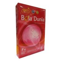 Bola Dunia Paper F4 80gsm