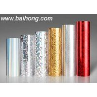 polyester film for hot stamping foil