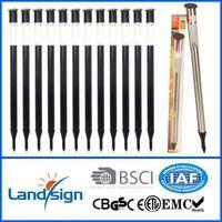 Stainless steel bollard solar lamps for outside thumbnail image