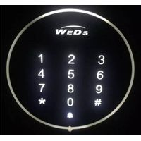 WEDS Touch Keypad Access Control Card Reader