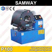 Samway P100 Industrial Hose Crimping Machine thumbnail image