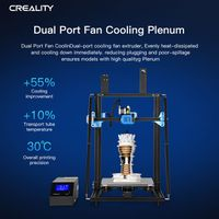 Agent Creality 3d printer CR-10 V3 professional 3d metal printer for sale with creality filament pla thumbnail image