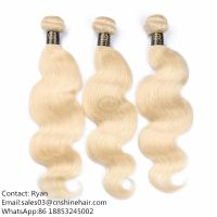 Hair Weft Hair Bundles #613 Body Wave