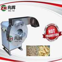 clearance automatic taro apple cutting machine papaya chips cutter sweet potato stick making machine