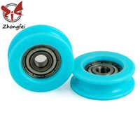 Different color 625 U groove pulley thumbnail image