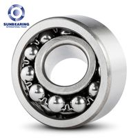2304 Double Row Self-Aligning Ball Bearing 205221mm SUNBEARING