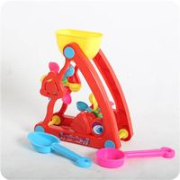 SAND AND WATER WHEEL BEACH TOY SETS