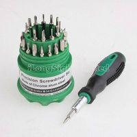 High Qualtiy 30 in 1 Precision Magnetic Repair Screwdriver Tool Set -BK-632-31B