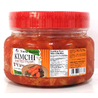 Young radish Kimchi 400g PET