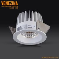 70mm (Dia) LED cob downlight 6w 10w recessed down light