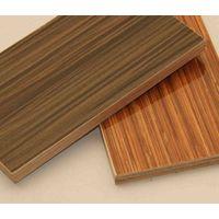 UV melamine plywood/Blockboard