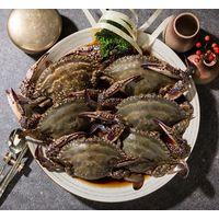 Marinated Mitten Crab (Cham-Gejang)