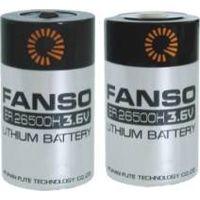3.6V Lithium battery ER26500 Size C